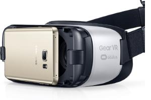 Samsung-Galaxy-S6 + Visore samsung Gear VR home