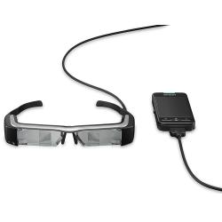 Visore Epson Moverio BT-200 Occhiali per Realtà Aumentata